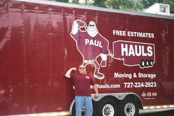 Paul Hauls Moving And Storage Local Family Moving Company