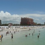 Fun On Clearwater Beach, Florida