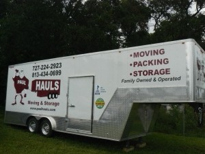 New Moving Trailer Side View