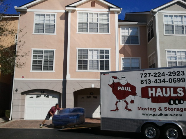 Florida Moving Company | Paul Hauls Moving And Storage