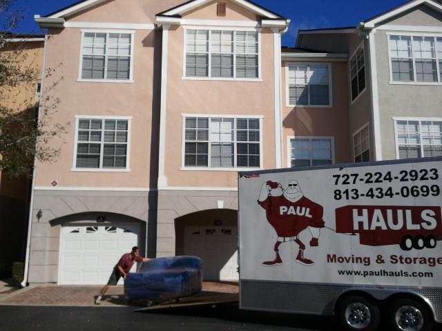 Florida Moving Company | Paul Hauls Moving And Storage
