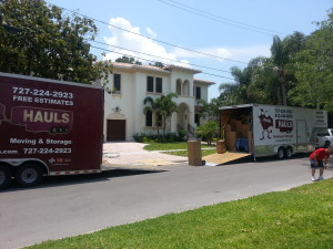 Sout Tampa Movers - Huge Capacity For Big Moves