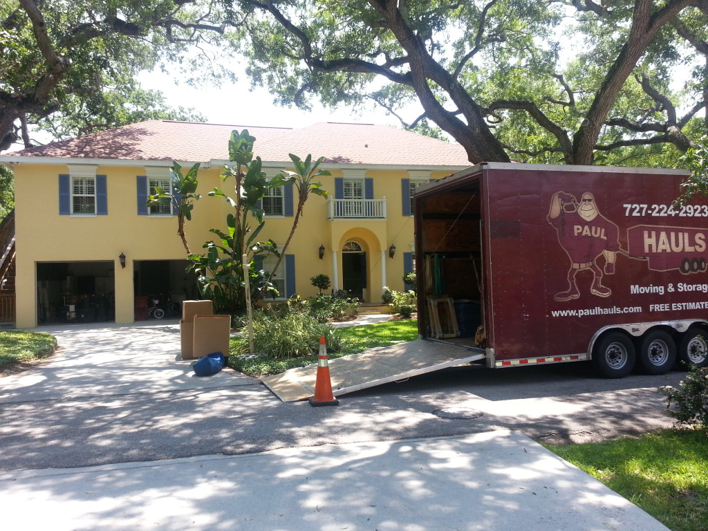 moving family from south tampa to davis island in tampa florida