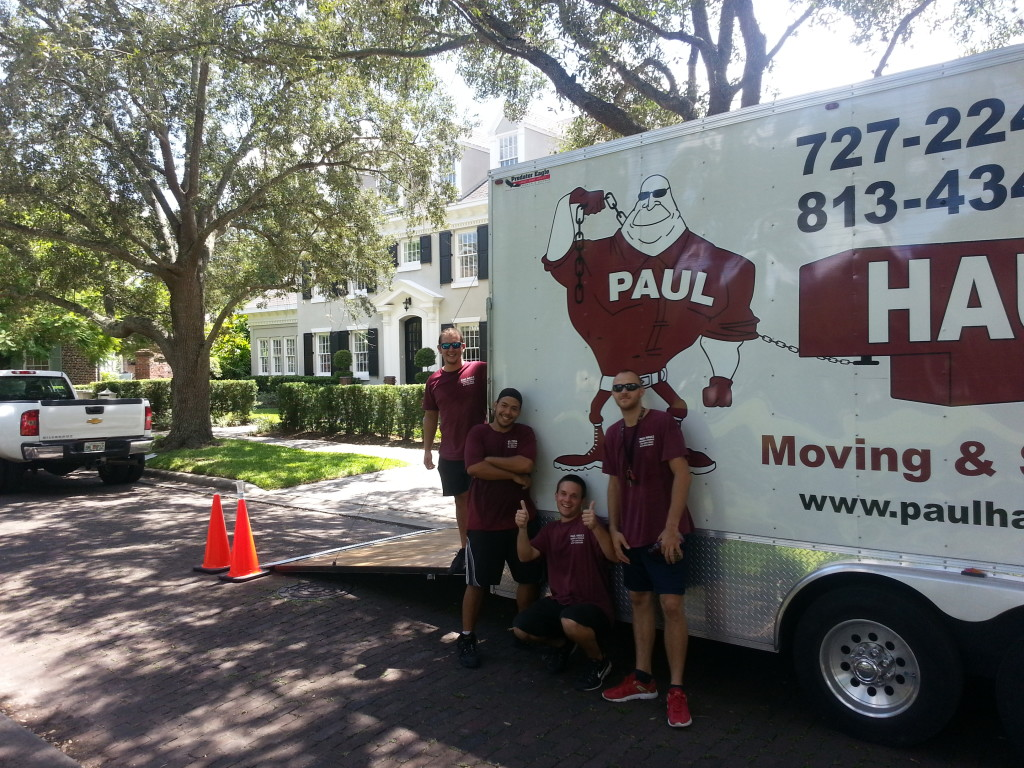 Fast And Friendly Movers In Tampa, Fl.