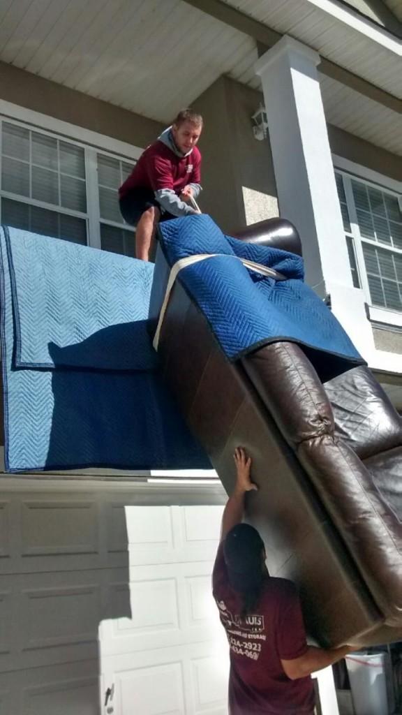 Jacksonville Move Couch Hoist