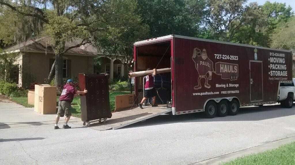 dunedin moving company