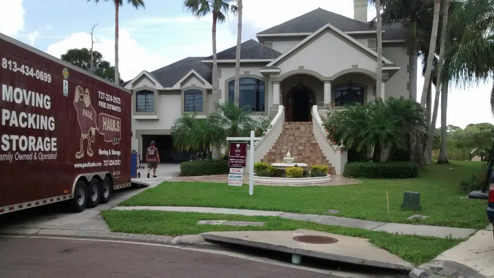 moving company near crystal beach