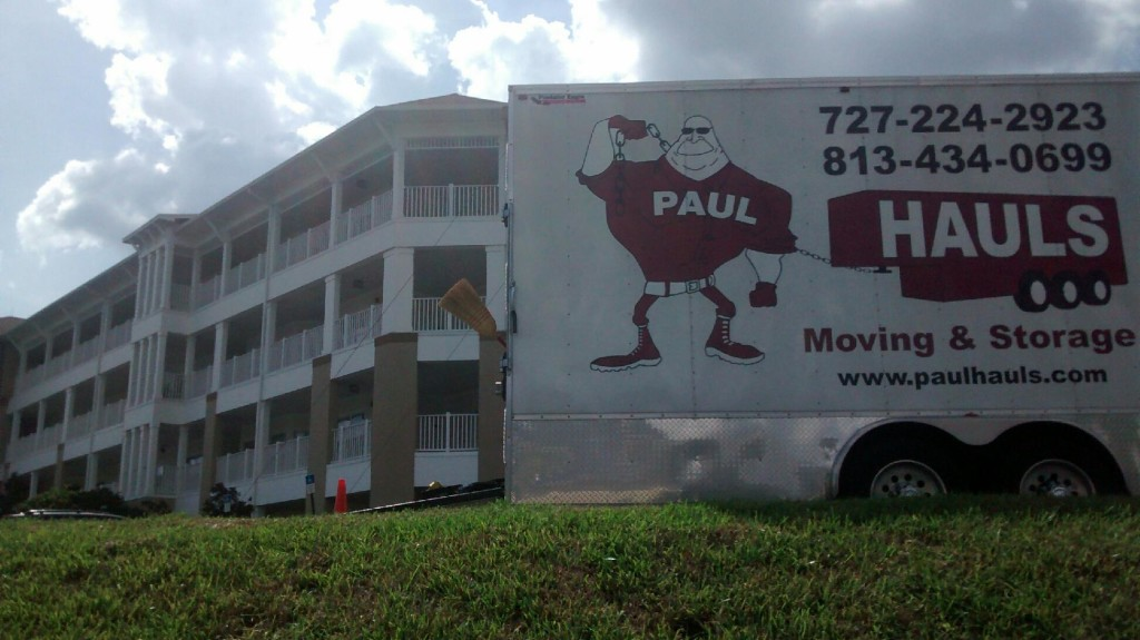 moving company for gainesville move