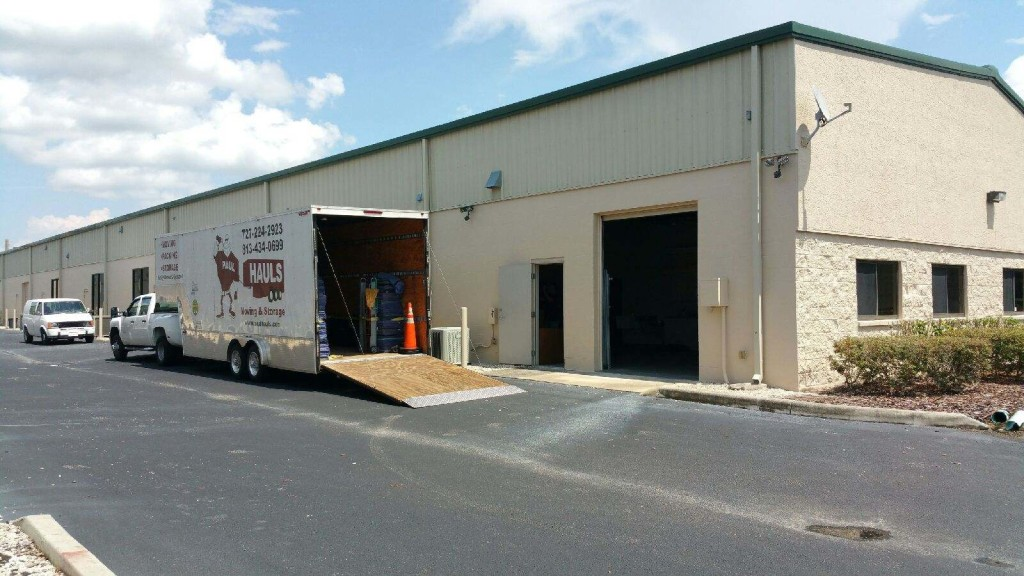 Mover Storage Tampa
