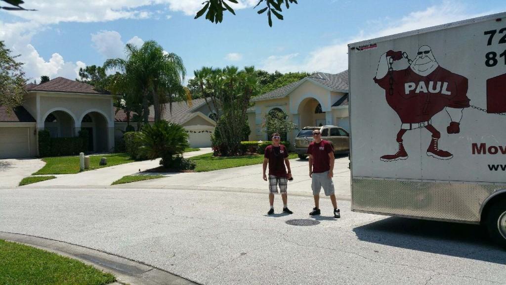 East Lake Woodlands Florida Movers