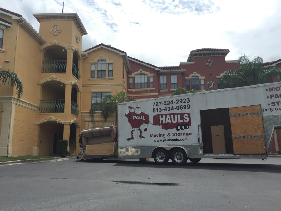 clearwater moving comany at Bellagio, Clearwater Fl