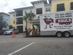 moving company near Westchase Tampa