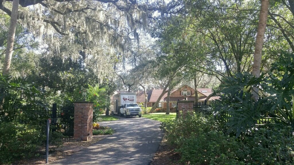 moving in Carrollwood Tampa