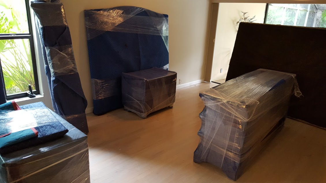 Moving furniture when replacing flooring paul hauls for Temporary furniture