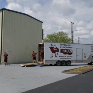 Commercial Moving Company Clearwater FL