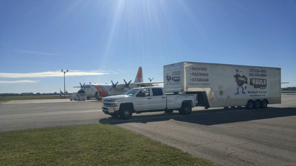 coast guard clearwater fl moving day