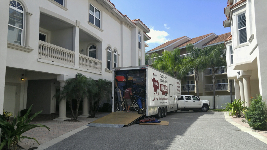 Dunedin Florida Condo Move Summer 2016