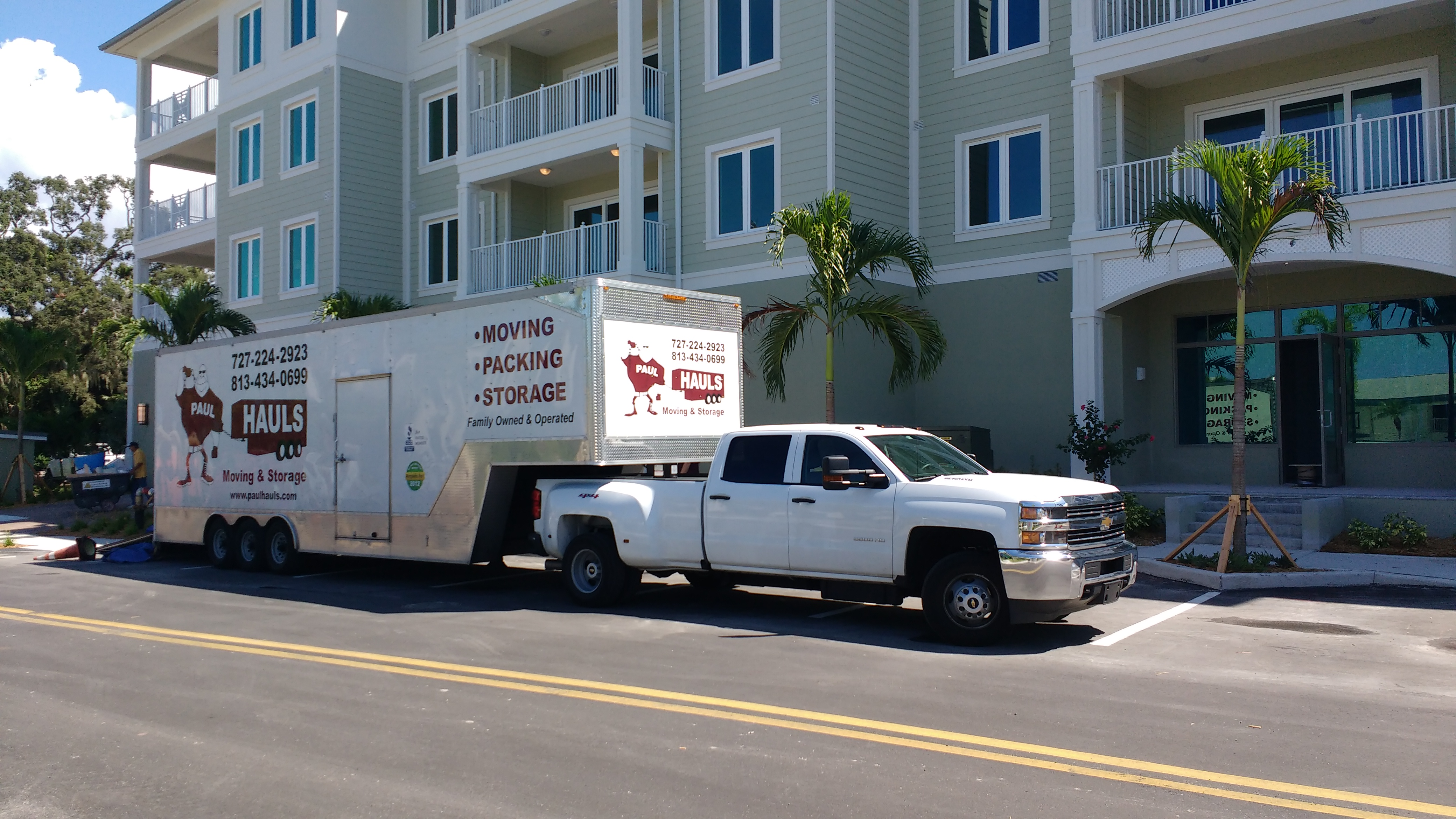 moving dunedin florida waterfront