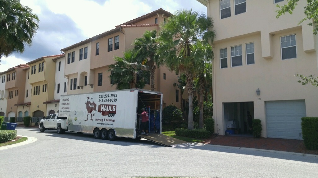 Moving Apartment In Dunedin, Fl