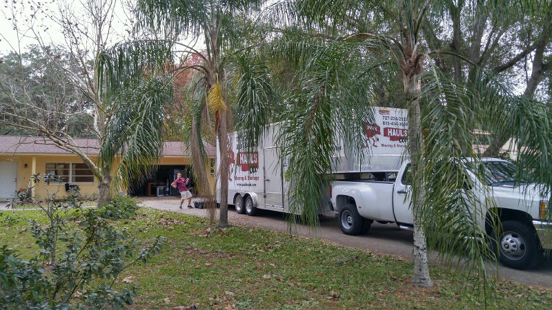 safety harbor movers on large property