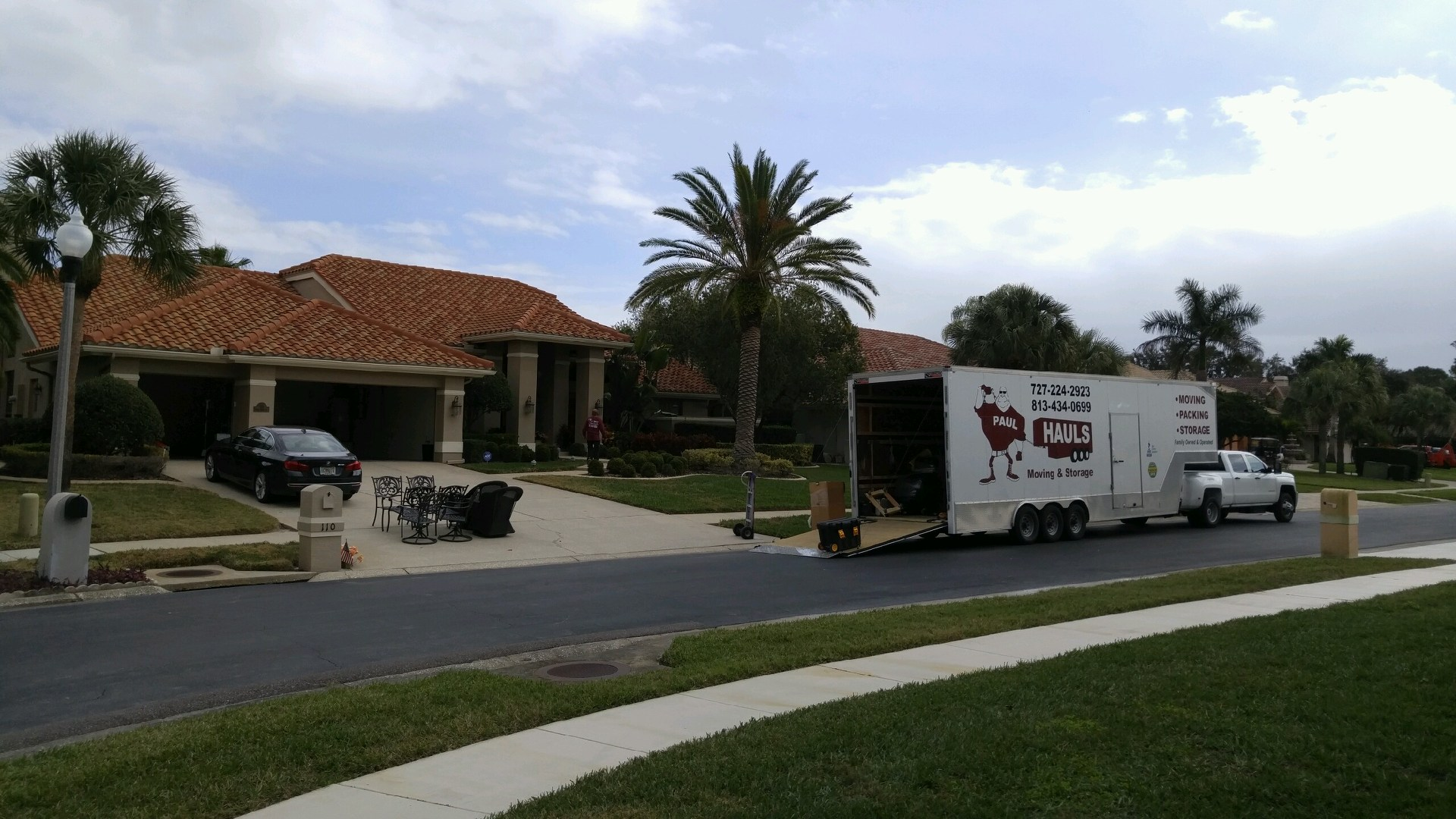 East Lake Woodlands Florida Movers