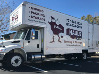 palm harbor moving and storage