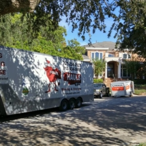 Highlands In Innisbrook Florida Moving Day