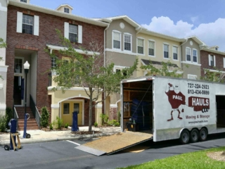 tampa fl moving townhouse