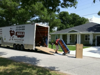 Residential Home Movers In Tampa
