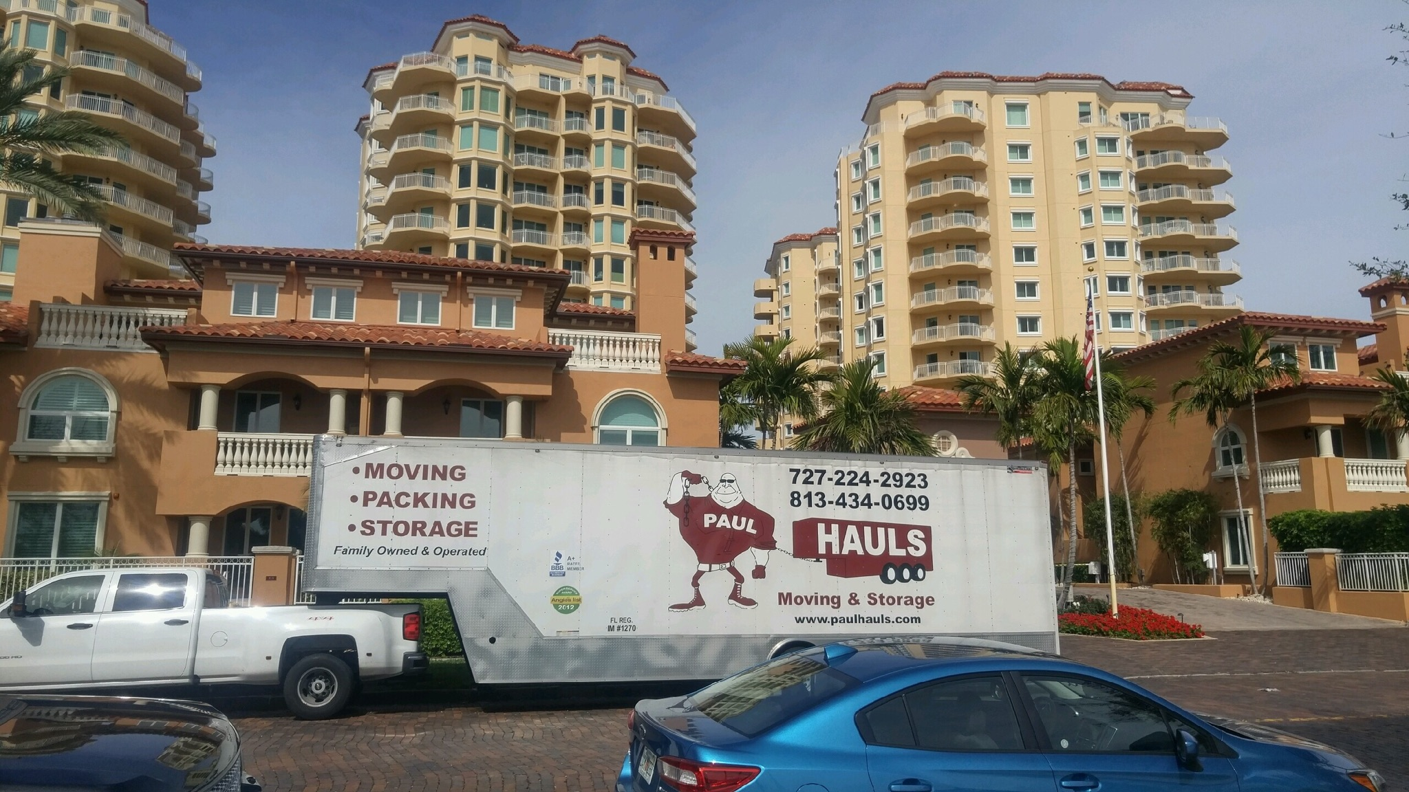 Need Moving Company In St Petersburg Florida