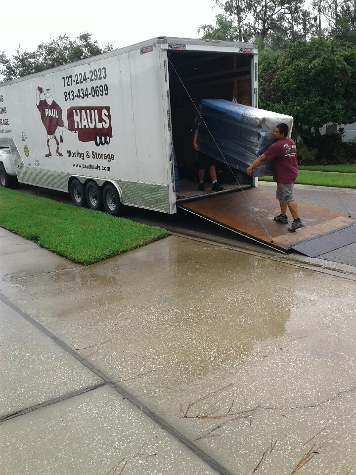 new port richey movers summer move