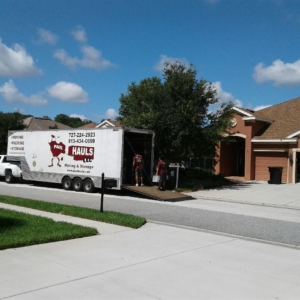 new port richey moving company