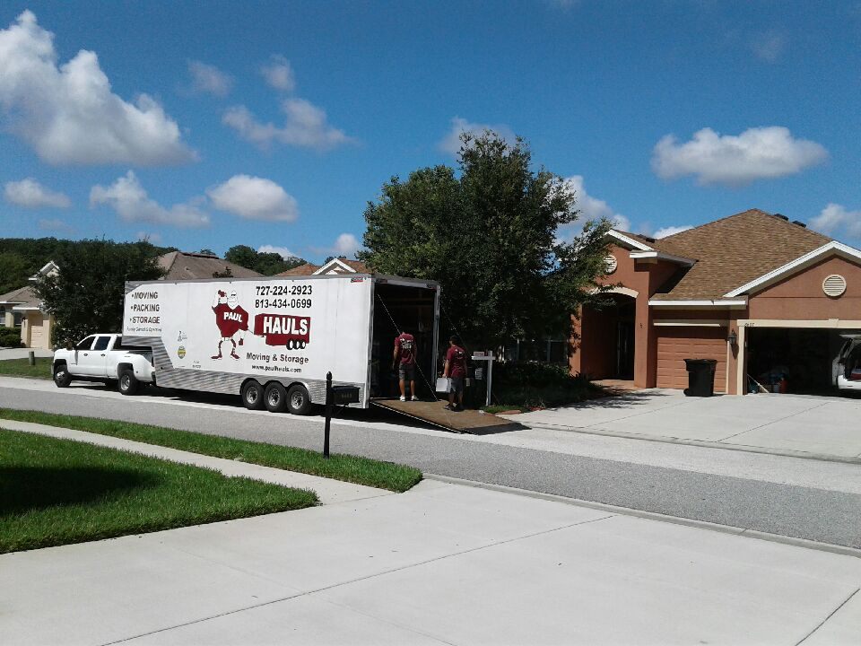 Charmant New Port Richey Moving Company