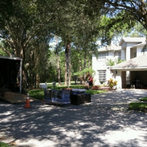 moving day in west chase florida