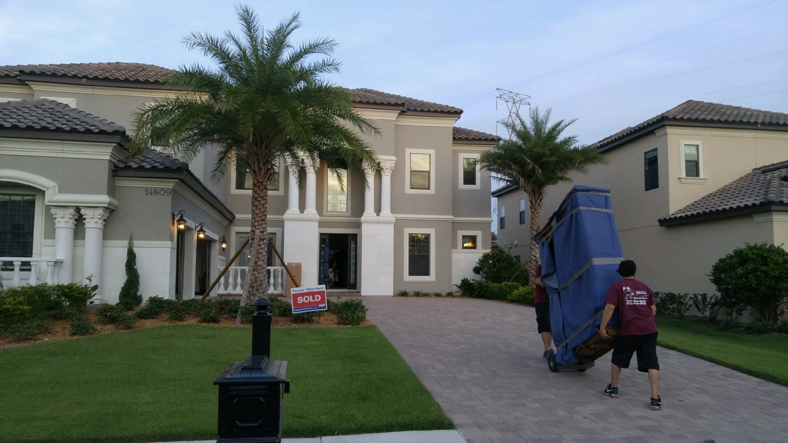 Westchase Neighborhood Moving  Company In Tampa Bay