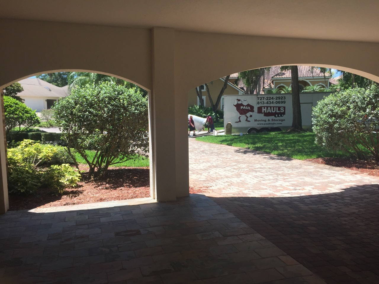 Moving Residence in Westchase part of Tampa