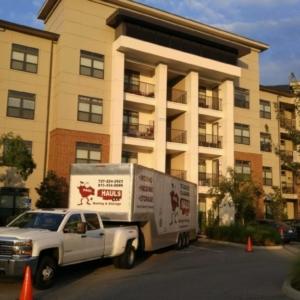 Jacksonvill Fl to Tampa moving company