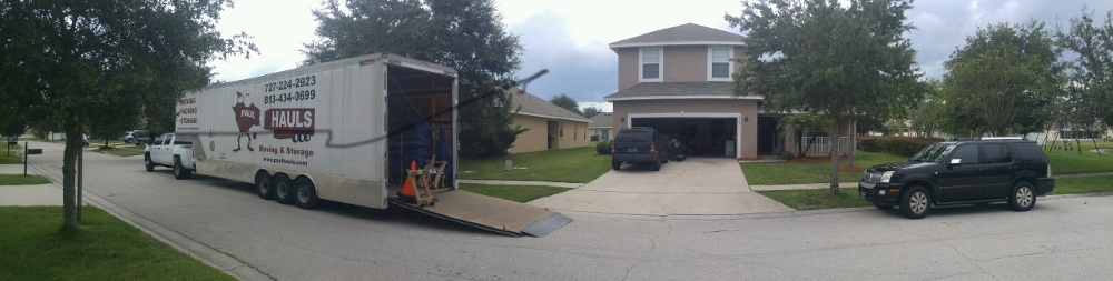 kissimmee fl south of orlando moving day