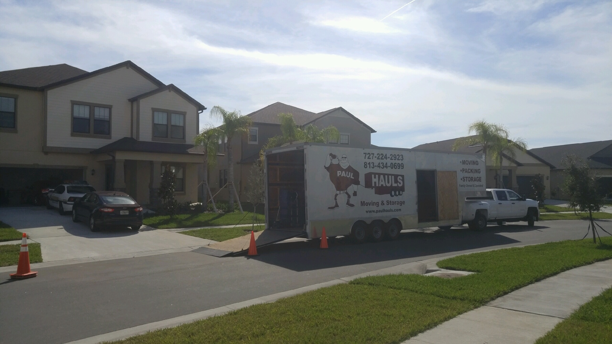 Land'O'Lakes, Florida Movers