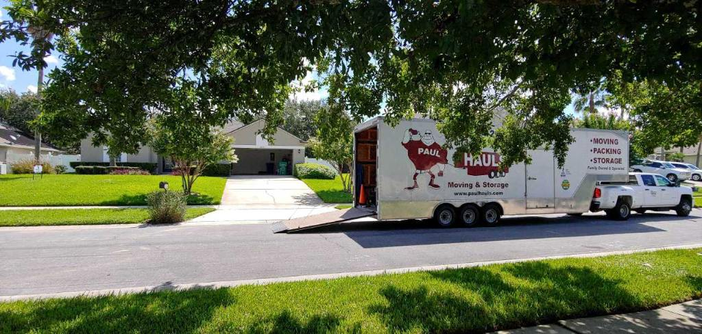 Paul Hauls Moving And Storage