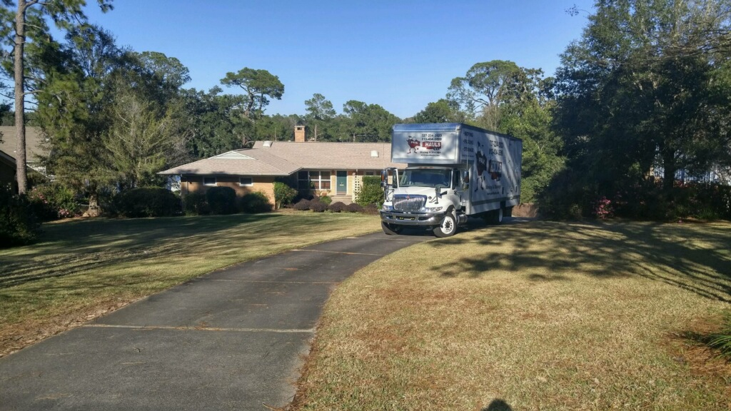 Pensacola To Tampa Bay Move Jan 2017