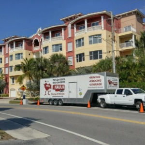 move from tampa bay to fort lauderdale florida