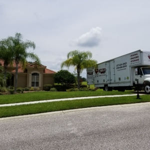 dade city movers