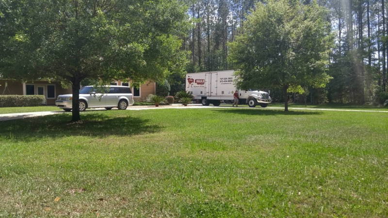 moving day gainesville florida