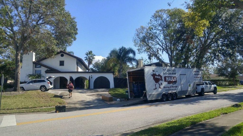 dunedin florida residential moving company