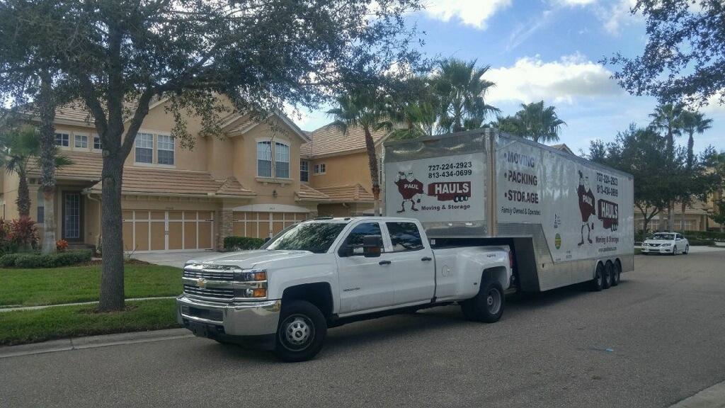 moving in tampa florida