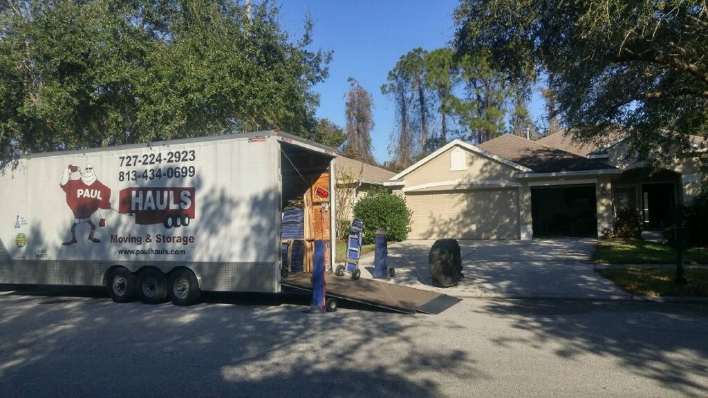 residential move in tampa florida