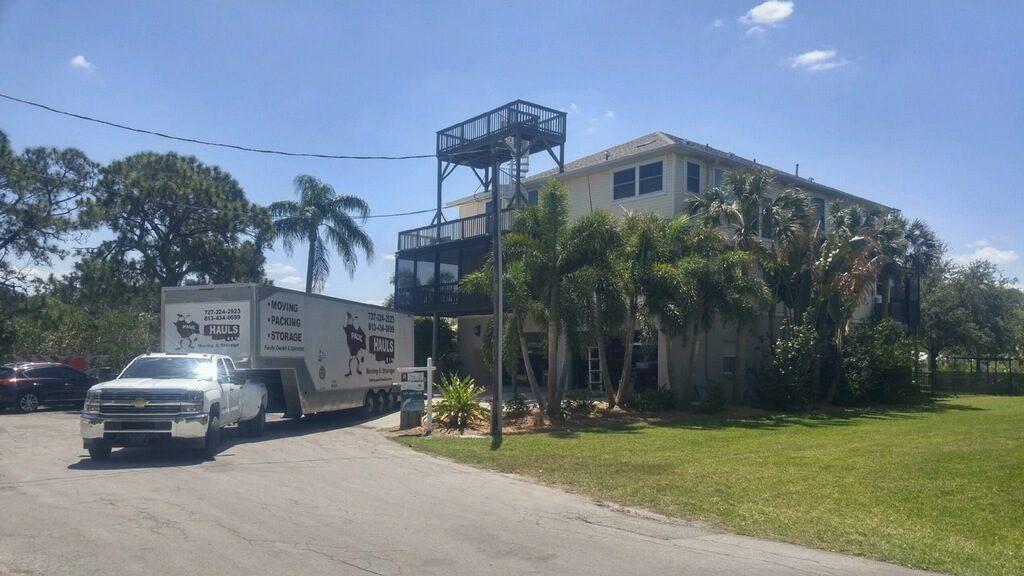 Bon Paul Hauls Moving And Storage