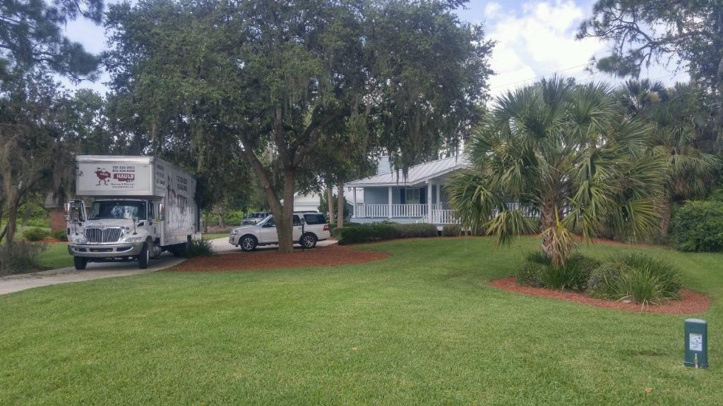 Moving Family In Sebring Florida Paul Hauls Moving